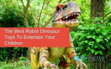 Best Robot Dinosaur Toys for Kids – An Awesome Guide
