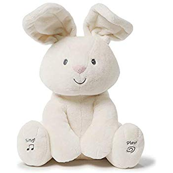 Gund Flora The Bunny for three