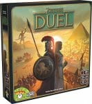 7 Wonder Duel Two Player Board Game