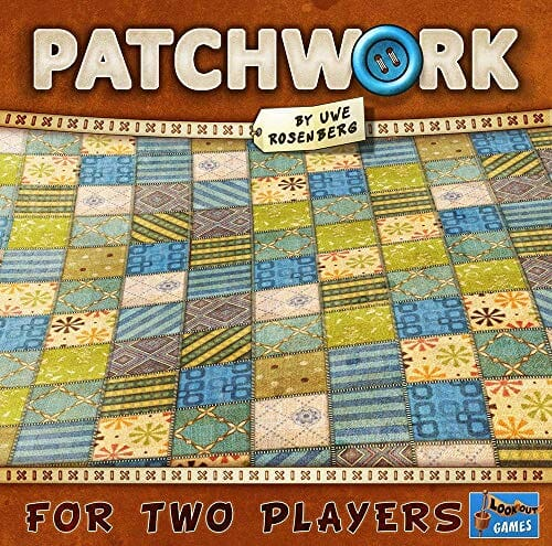Patchwork For Two Players