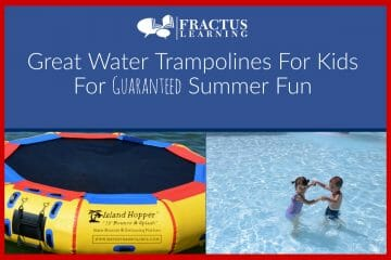 The Best Water Trampoline for Kids (And The Young At Heart) in 2020