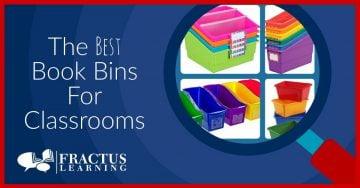 Best Book Bins for Classrooms