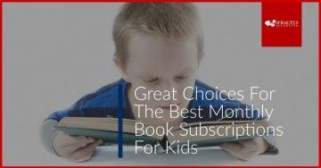 Best Monthly Children's Book Subscription