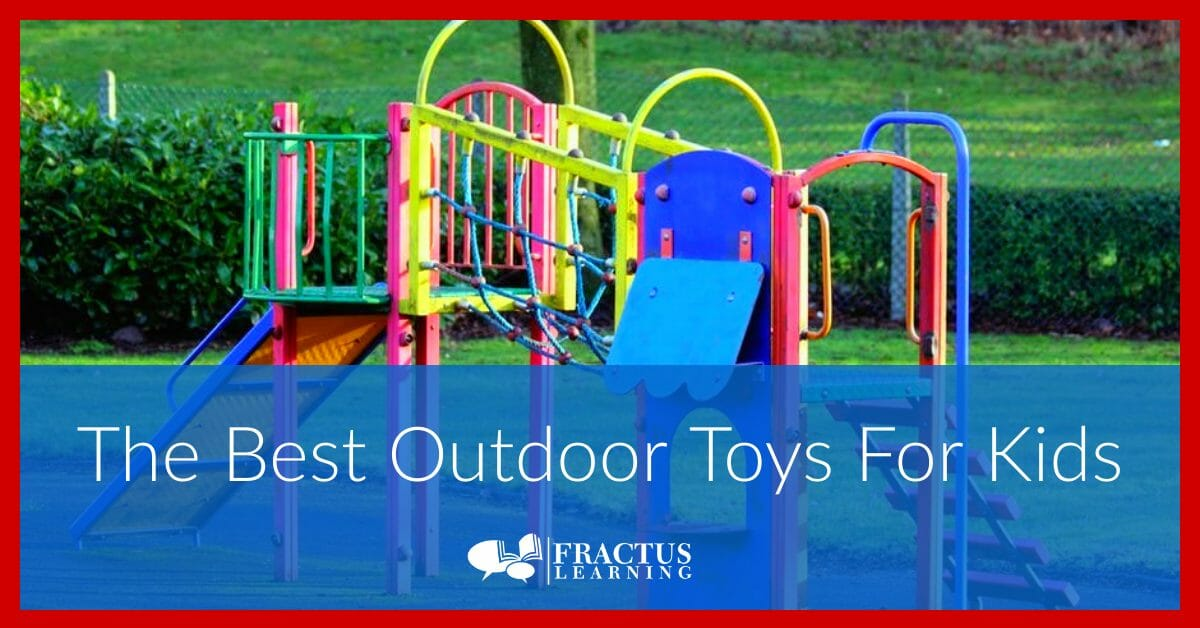 Best Outdoor Toys For Toddlers And Kids