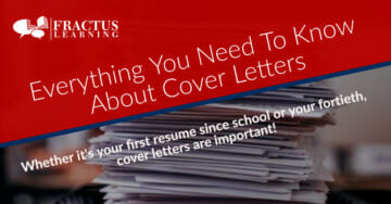 Everything a Teacher Needs To Know About Cover Letters