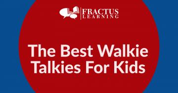 The Best Walkie Talkies for Kids Reviewed