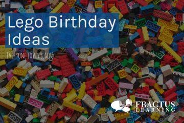 Awesome Lego Birthday Party Ideas