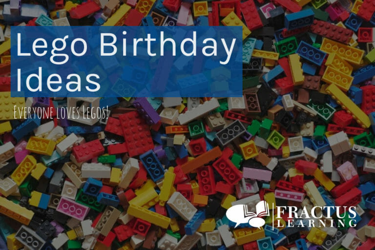 Awesome Lego Birthday Party Ideas