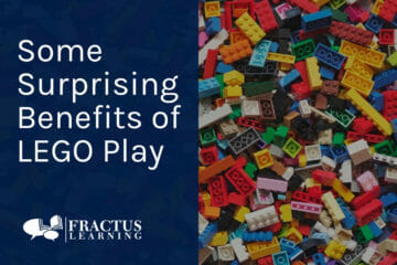 Some Surprising Benefits of LEGO