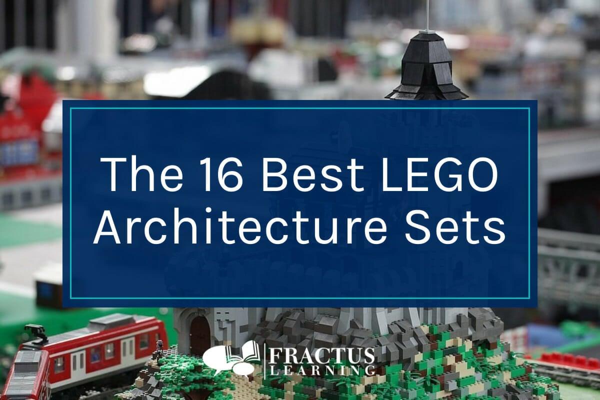 Best Lego Architect