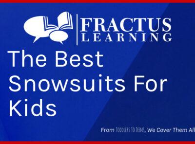 Best Snowsuits For Kids in [FYear]