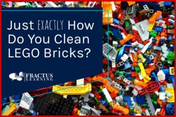 How To Clean LEGO Bricks