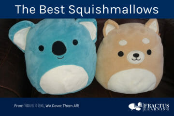 The Best Squishmallow Plush Toys – For Gifts or Yourself