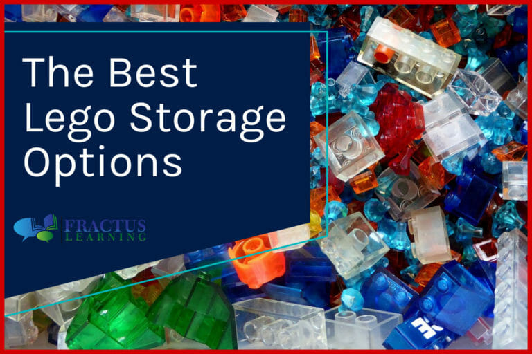 The Best LEGO Storage Options – No More Lost LEGOs in 2021!