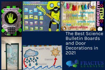 25 of the Best Science Bulletin Boards & Door Decorations in 2021