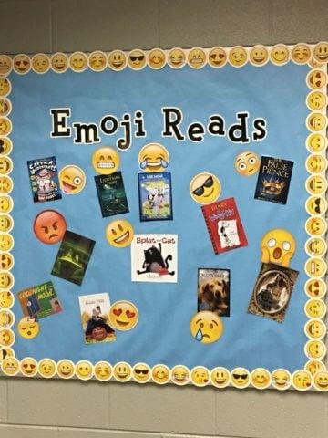Emoji Reads