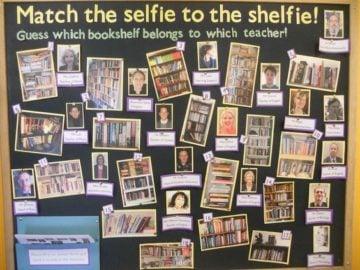 Match The Selfie To The Shelfie