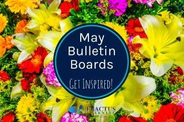 May Bulletin Boards – Some Great School Bulletin Board Ideas To Inspire