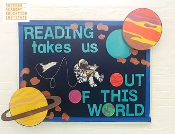 Reading Takes Us Out Of This World