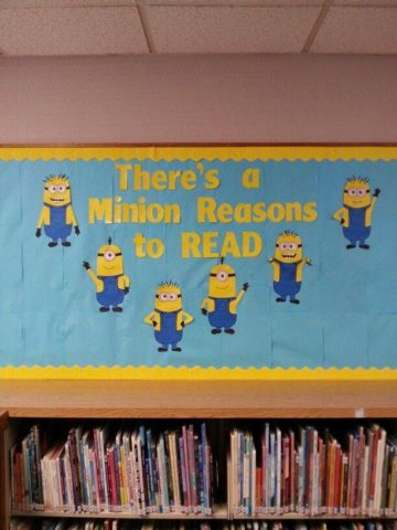 There Is A Minion Reasons To Read