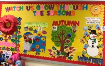 Watch Us Grow Through The Seasons