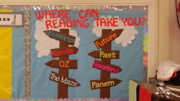 Where Can Reading Take You