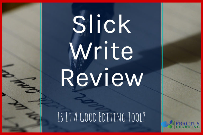 Slick Write Review-Is It A Good Editing Tool?