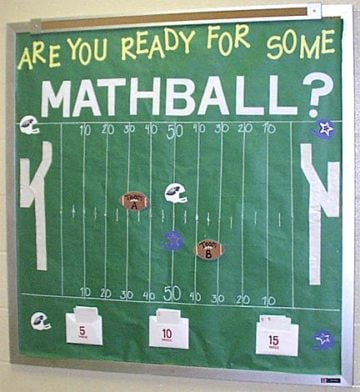 are you ready for some mathbal