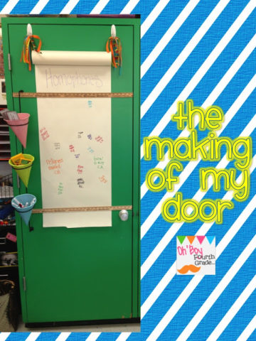 interactive door display