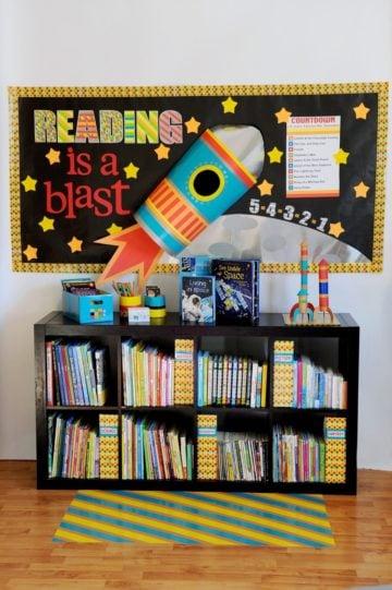 Reading Is A Blast