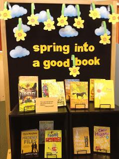 Spring Into A Good Book