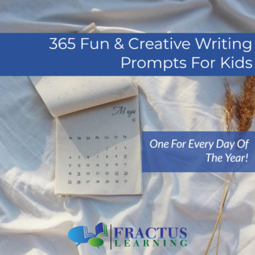 365 Fun and Creative Writing Prompts For Kids – One For Each Day Of The Year