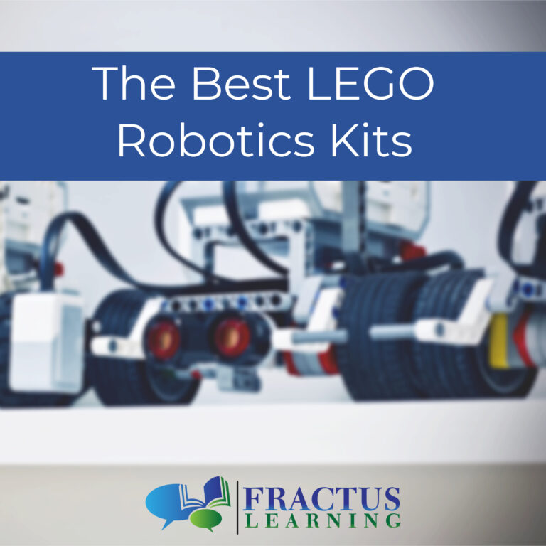The Best LEGO Robot Kits In 2021