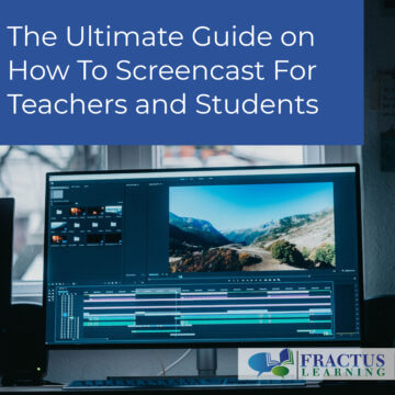 A Quick and Easy Guide On How To Screencast In Education