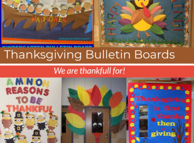 Thanksgiving Bulletin Boards To Gobble For!