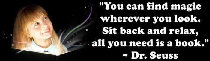 you can find magic wherever you look dr seuss buletin board