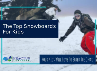 The 8 Best Snowboards For Kids To Shred In [FYear]