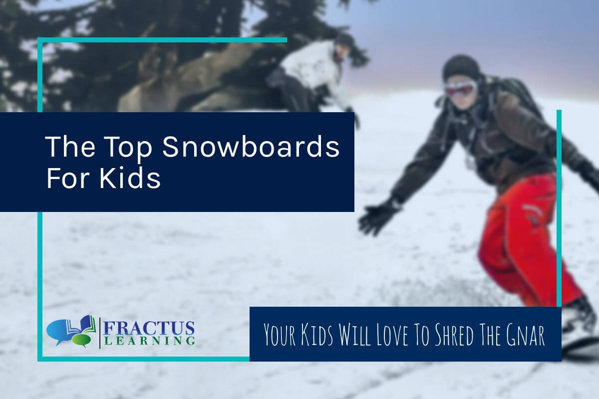 great snowboards for kids