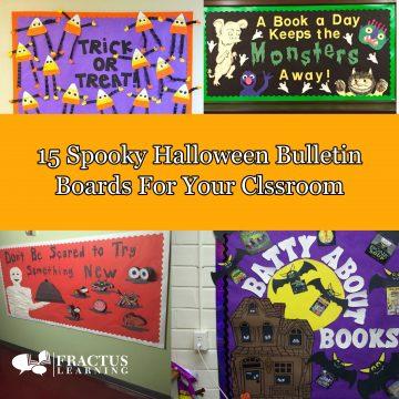 15 Spooky Halloween Bulletin Board Ideas