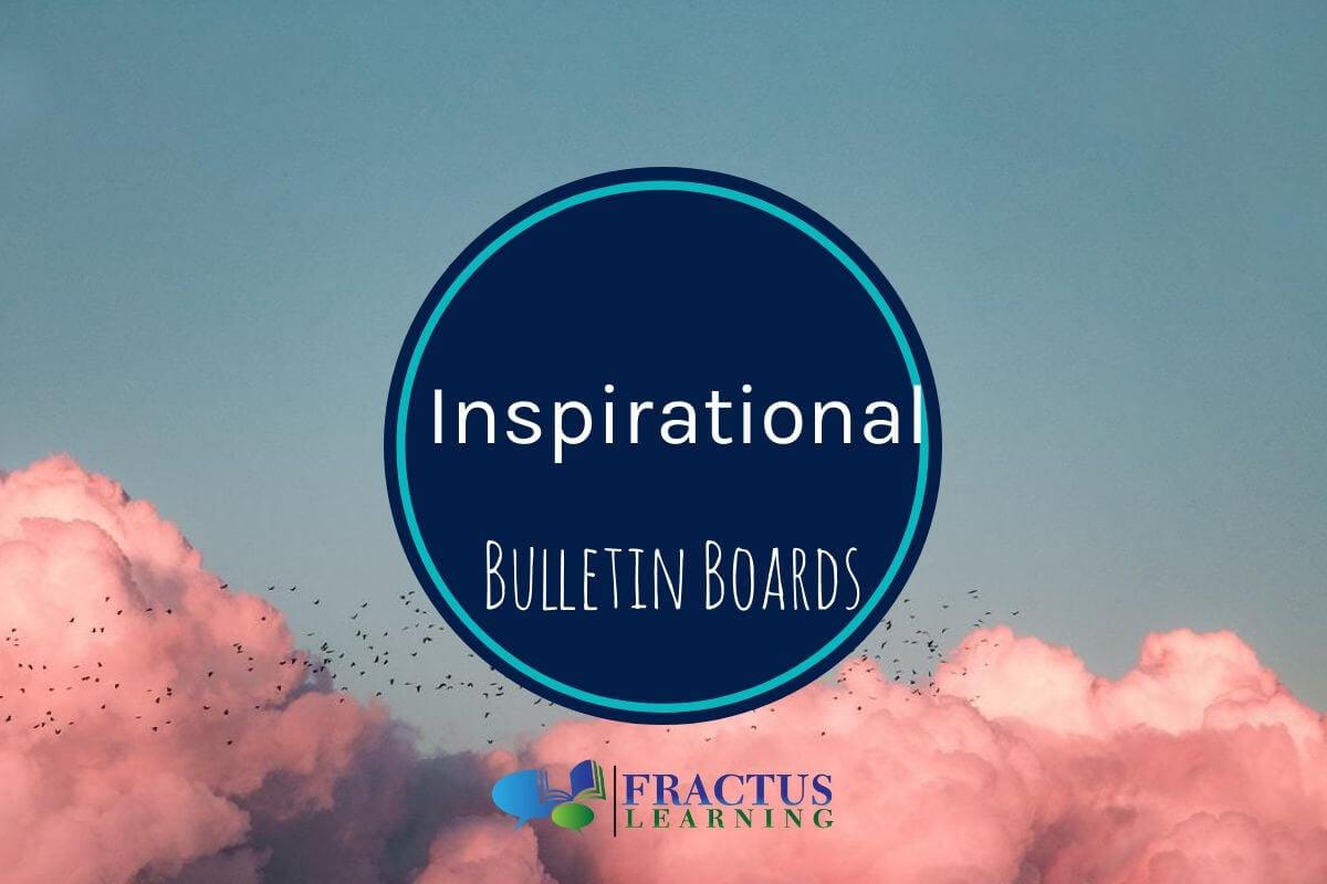 inspirational bulletin boards