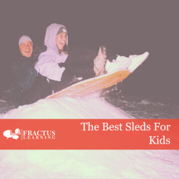 The Best Kids Sled For Snow Fun