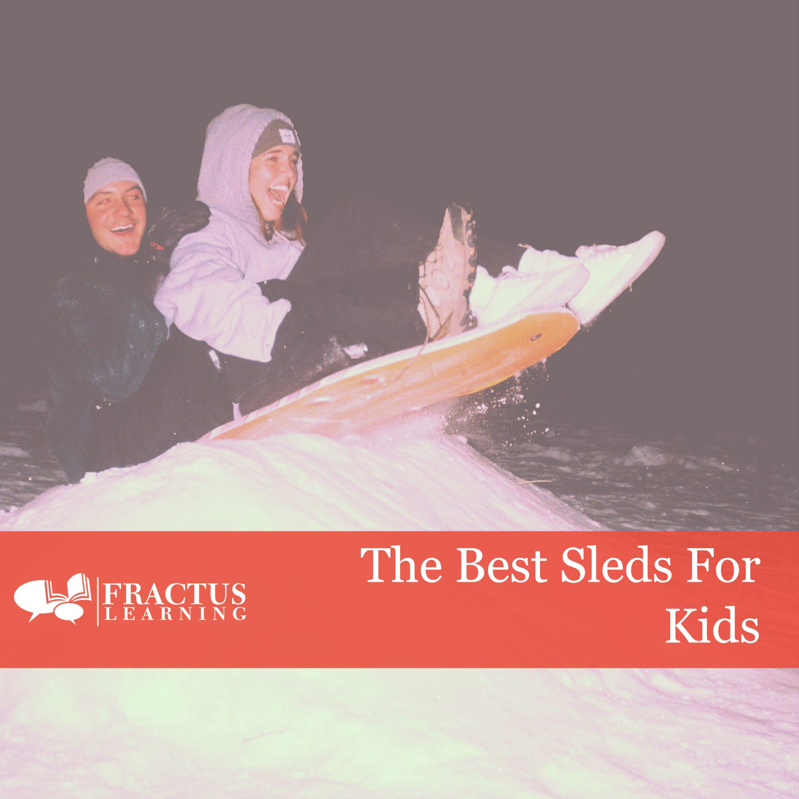 sleds for kids