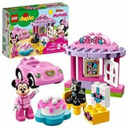 Image of LEGO DUPLO Minnie Birthday party