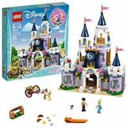 Image of LEGO Disney Princess Cinderella_s Dream Castle