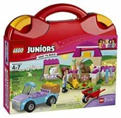 Image of LEGO JUNIOR Mia Farm Suitcase