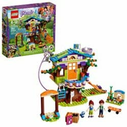 Image of Lego Friends Mia's Tree House set for girls