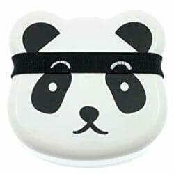 Image of Kotobuki Tiered Panda Face lunch box