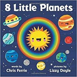 eight little planets
